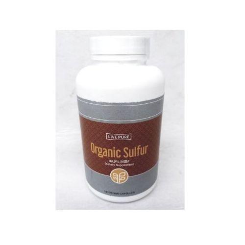 Organic sulfur msm