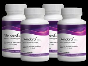 Slendarol 4 bottles