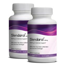 Slendarol 2 bottles